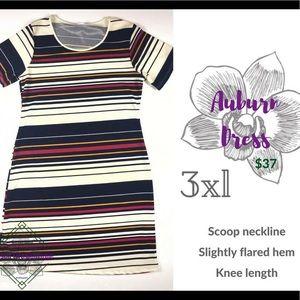 Honey & Lace Auburn Dress